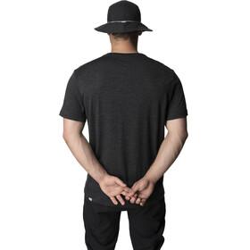 Houdini Activist Message Camiseta Hombre, true black